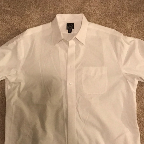 Jos. A. Bank Other - Jos. A Bank long sleeve white collared shirt